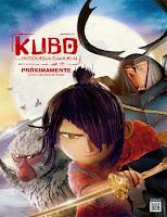 pelicula Kubo y la Búsqueda del Samurai