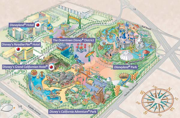 picture about Printable Disneyland Maps named Dwika Sudrajat: Disneyland maps