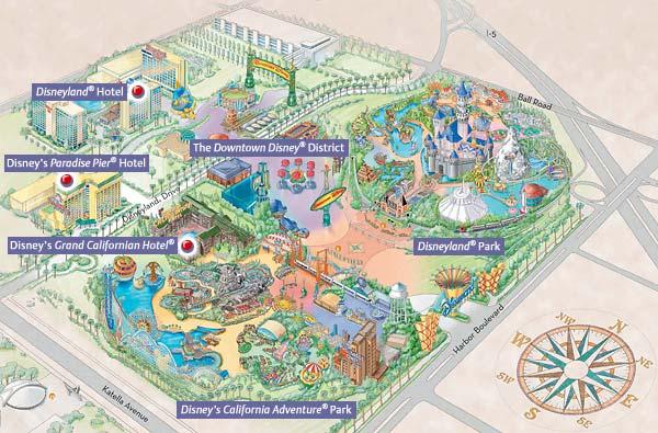 picture regarding Disneyland Printable Map identified as Dwika Sudrajat: Disneyland maps