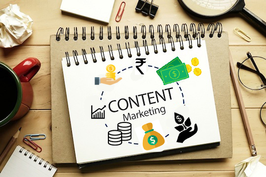 How Content Marketing Helps Online Earn Money?