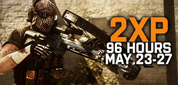 image de Battlefield 3 double XP