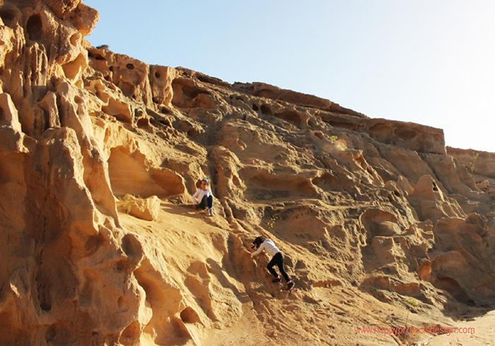 Fuerteventura: Barranco encantado