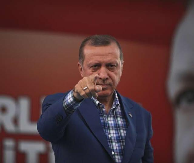 Πρόκληση Ερντογάν για τη γενοκτονία των Ποντίων: Διώξαμε τους εισβολείς