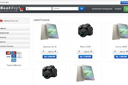 Codeigniter 3 - Free Download Web E-Commerce