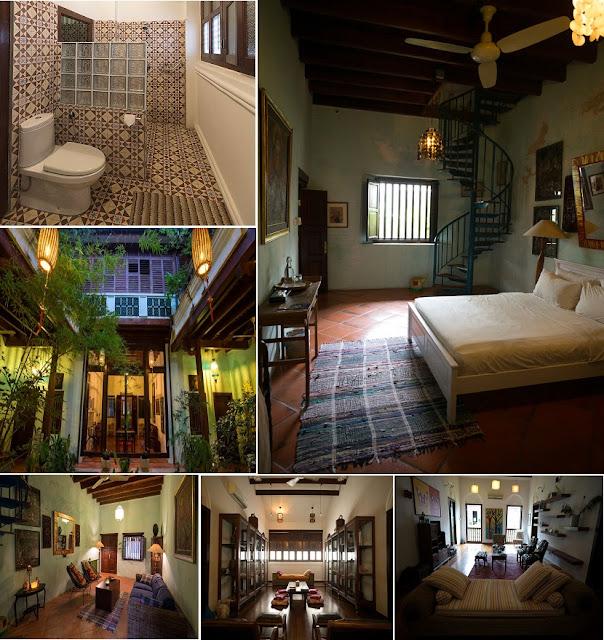 Hotel heritage Pulau Pinang