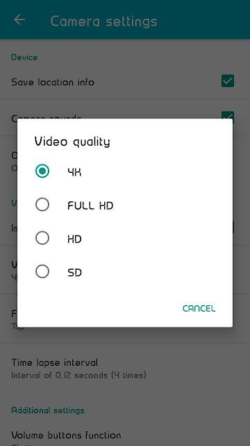 Cara Menambah Manual Control Pada Kamera Redmi Note 4X Tanpa Root