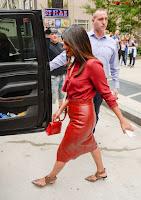 Priyanka Chopra in Red Leather Jacket ~ .xyz Exclusive 004.jpg