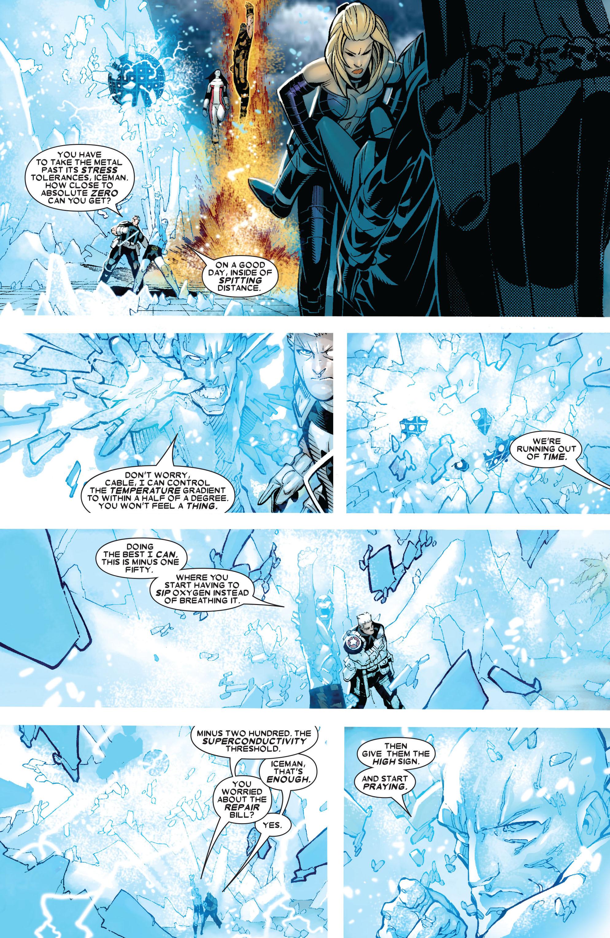 X-Men (1991) 199 Page 18