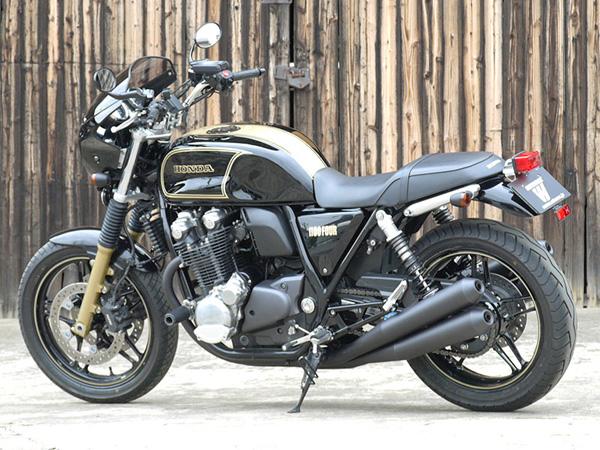 Racing Caf U00e8  Honda Cb 1100  U0026quot Hakofugu Caf U00e8 U0026quot   3 By White