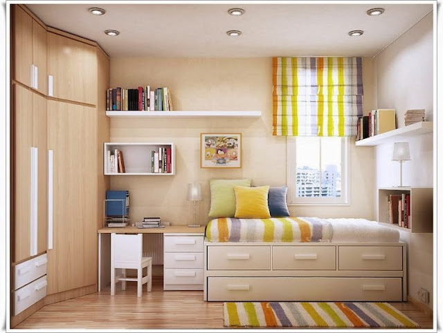 Kebutuhan setiap anak memang berbeda-beda. Begitu juga dengan urusan tempat tidur. Desain yang sesuai dengan karakternya akan membantu anak melakukan aktifitas berkualitas di ruang privatenya.