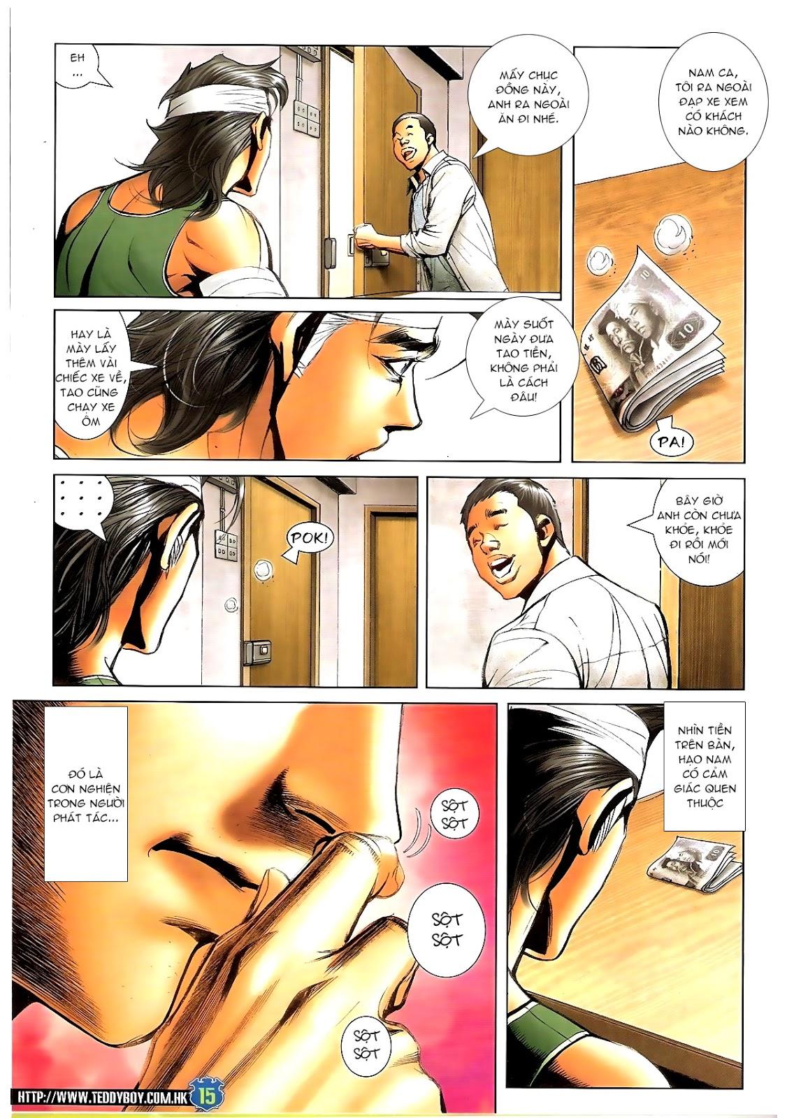 Người Trong Giang Hồ - Chapter 1390: Tự tìm đường chết - Pic 14