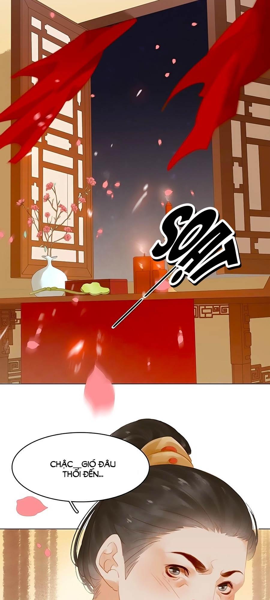 Tiểu sư phụ, tóc giả của ngài rơi rồi! chap 12 - Trang 31