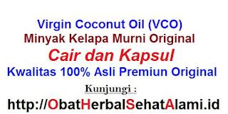 """khasiat manfaat vco minyak kelapa murni asli""""Vico oil"""" original virgin coconut oil"""