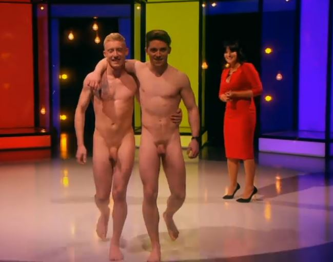 Uk Naked Dating Show