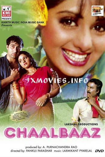 Chaalbaaz 1989 Hindi Movie Download