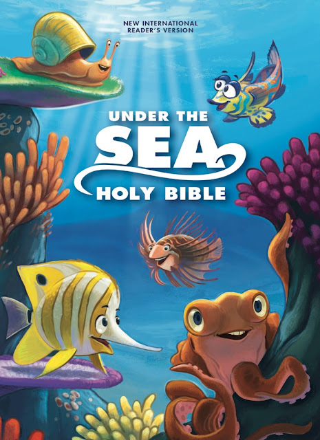 Under the Sea Holy Bible for kids