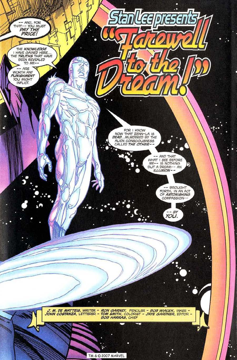 Read online Silver Surfer (1987) comic -  Issue #131 - 7