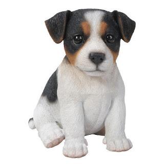 DEALS: NEW Tricolour Jack Russell Dog Puppy Pet Pal Vivid Arts £10.99 (ebay)