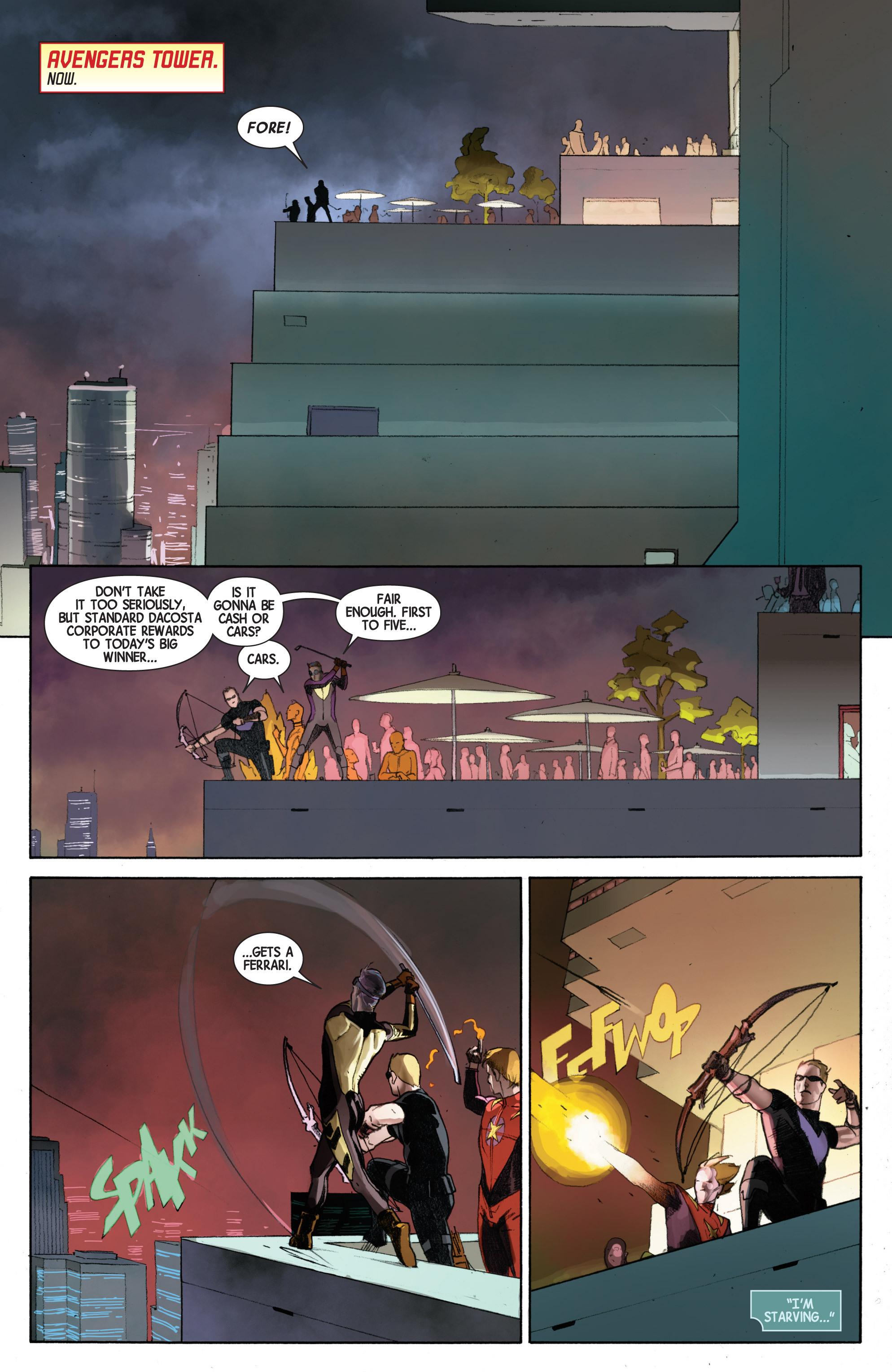 Read online Avengers (2013) comic -  Issue #Avengers (2013) _TPB 5 - 12