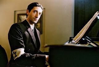 Adrien Brody, em O Pianista, de 2002