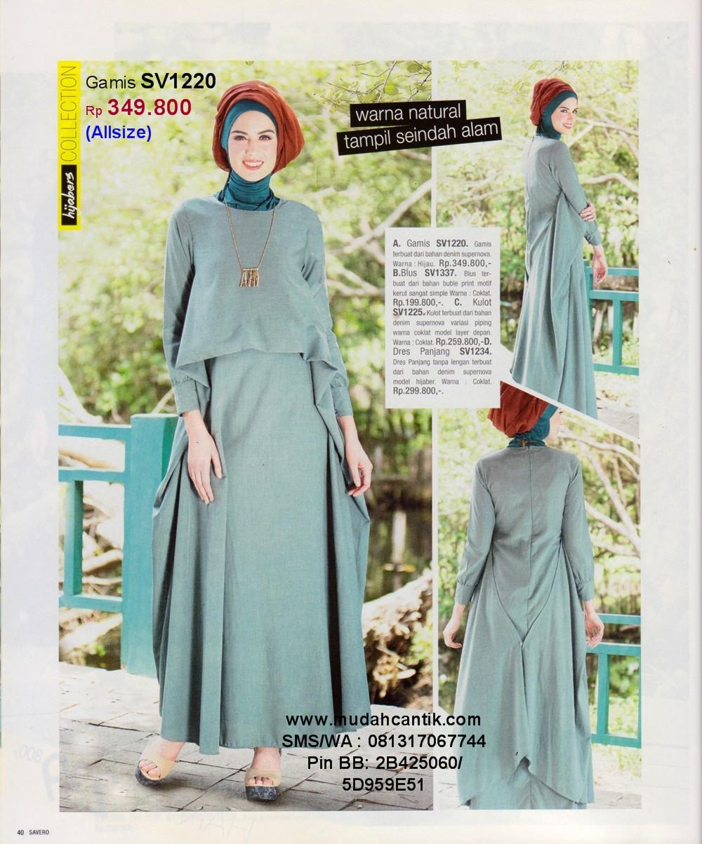 Baju Gamis Terbaru 2016 Cantik Berbaju Muslim