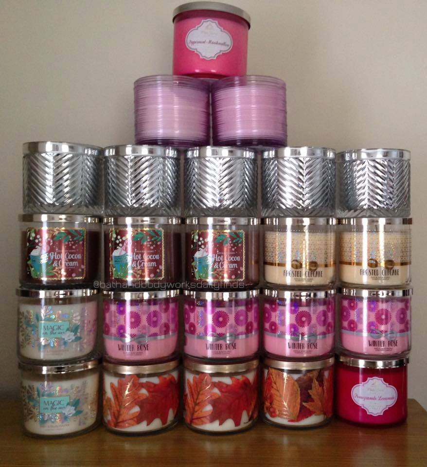 Life Inside The Page Bath Amp Body Works Candle Sale