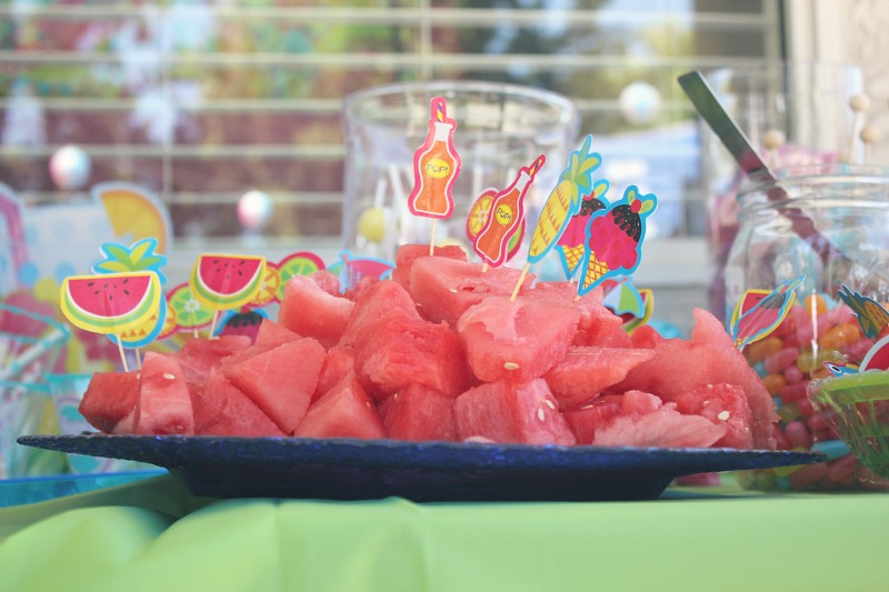 DIY Pool Party Ideas - 1st Birthday Party - Naptime Reviewer