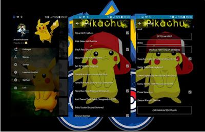 BBM MOD Tema Pokémon GO Pikachu V.2.13.1.14 APK