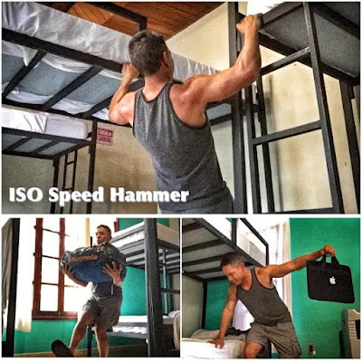 Hammer and Chisel ISO Speed Hammer Workout - Beachbody Coach Travel - Beachbody Coach Nicaragua