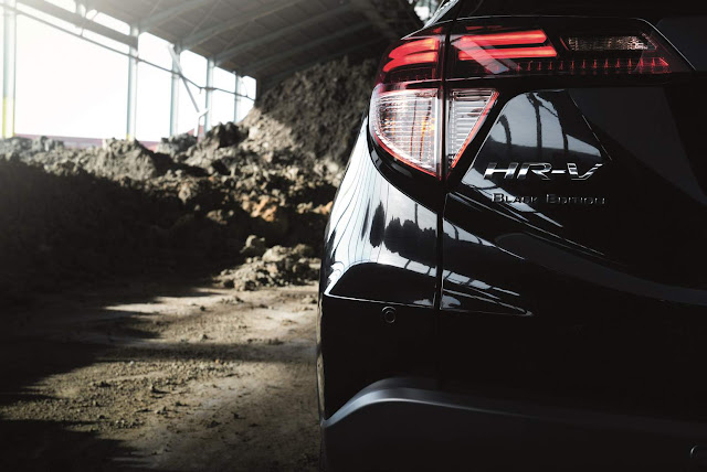 Honda HR-V Black Editon