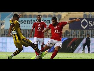 اون لاين مشاهدة مباراة الاهلي والمقاولون العرب بث مباشر 8-2-2018 الدوري المصري اليوم بدون تقطيع