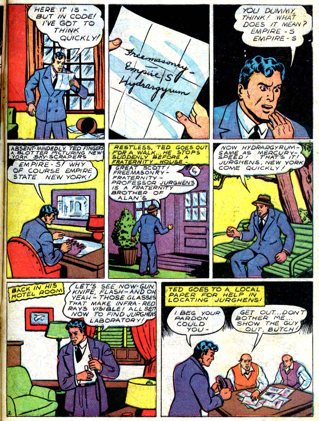 Read online All-American Comics (1939) comic -  Issue #15 - 36
