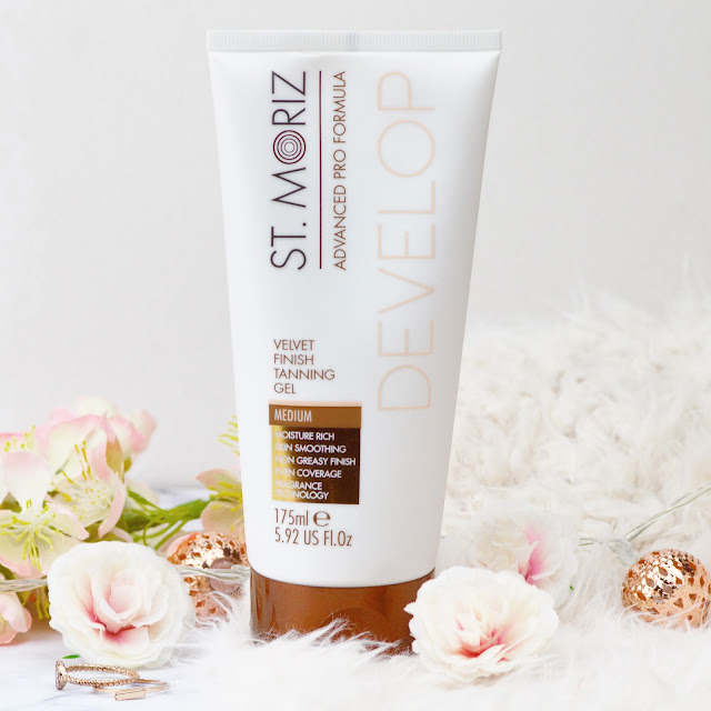 St Moriz Pro Advanced Formula Collection Velvet Finish Tanning Gel Medium Review