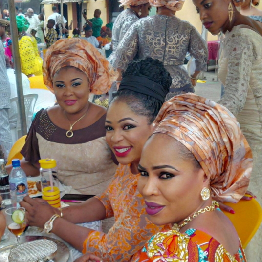 adebanks wedding
