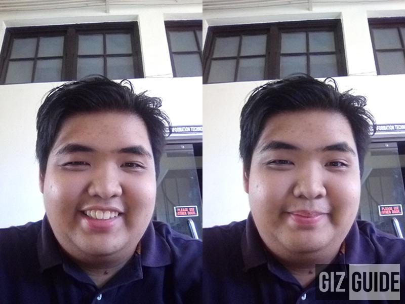 Selfie daylight 2