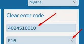 3 Easy ways to Clear DSTV E16 error in Nigeria - Inforisticblog