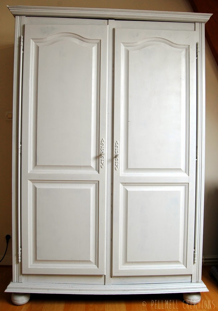 pellmell cr ations avant apres nos vieux meubles repeints. Black Bedroom Furniture Sets. Home Design Ideas