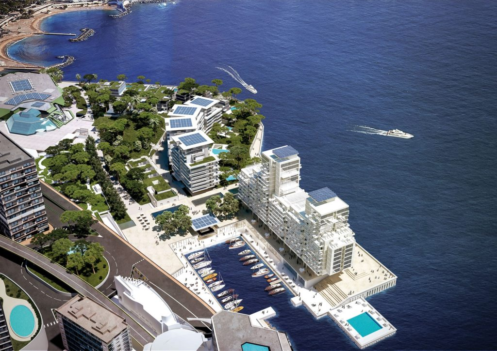 Monaco And The Ocean Photo Exhibition