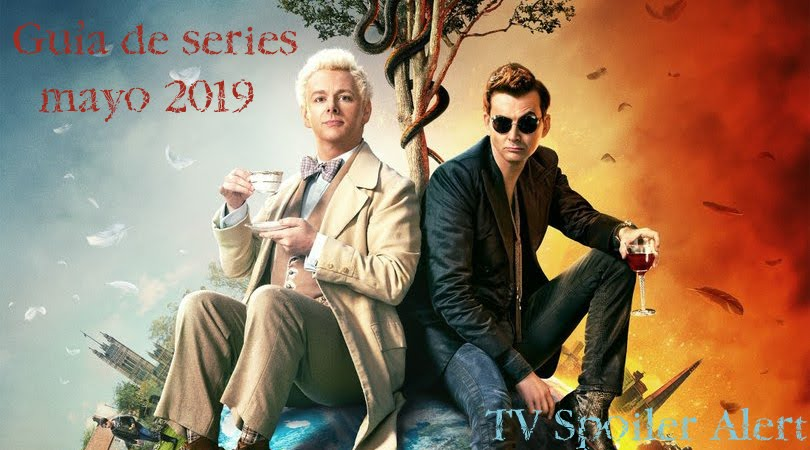 Guía de estrenos y regresos de series de mayo de 2019