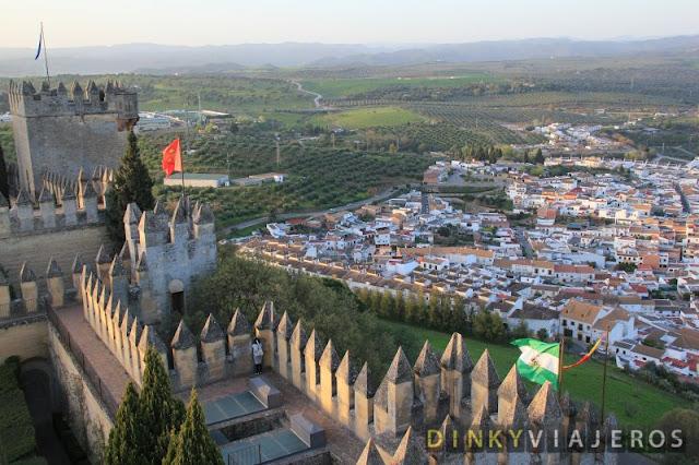Juego de Tronos en Andalucia - Almodovar del Rio - Cordoba