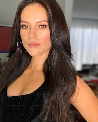Paolla Oliveira será Virgínia em 'A Dona do Pedaço' — Foto: Reprodução/Instagram