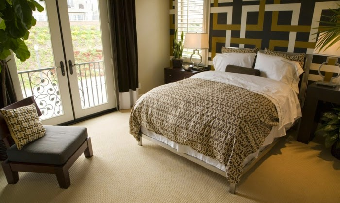 Fotos de dormitorios matrimoniales peque os dormitorios - Dormitorios muy pequenos ...