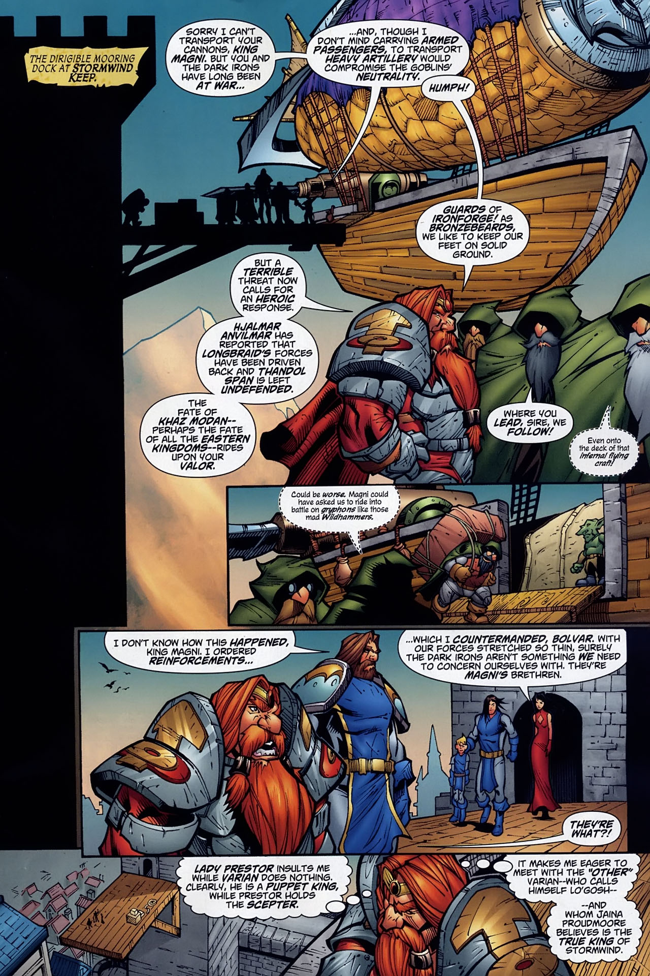 Read online World of Warcraft comic -  Issue #10 - 8