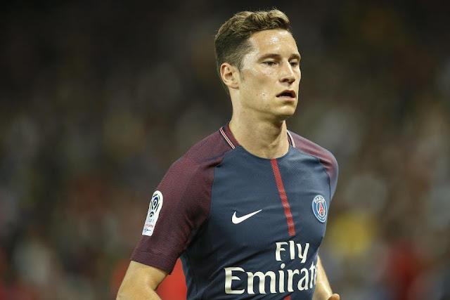 Arsenal target Julian Draxler more impressive than Neymar, Lionel Messi and Cristiano Ronaldo - Marquinhos