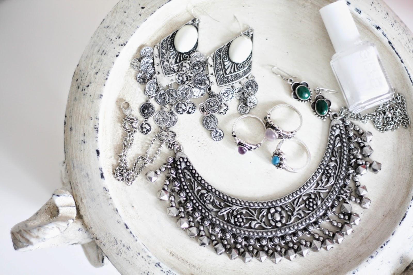 Boho jewellery trend