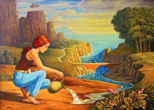 24-The-Source-Marcin-Kołpanowicz-Paintings-of-Creative-Surreal-Worlds-ready-to-Explore-www-designstack-co