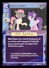 My Little Pony Fashion Week Canterlot Nights CCG Card