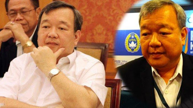Johar Lin Eng, Tersangka Mafia Bola Diringkus di Lanud Halim