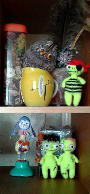 #вязаные_зомби#игрушки_Людмилы_Григорьевой