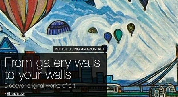 """Amazon India Launches """"Fine Arts"""" Store Hosting Renowned and Celebrated Artists"""